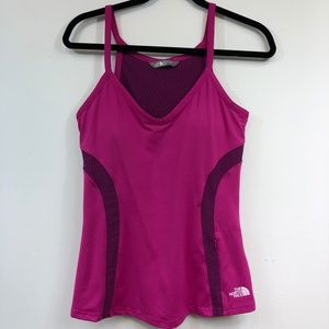 The North Face M Pink Workout Tank